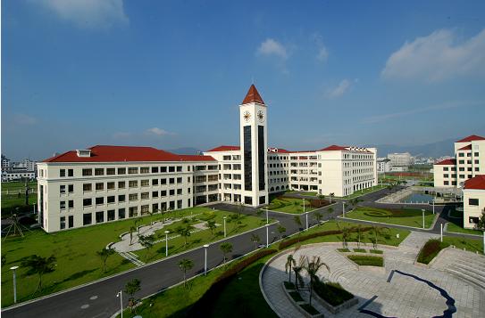 教学楼 广场
